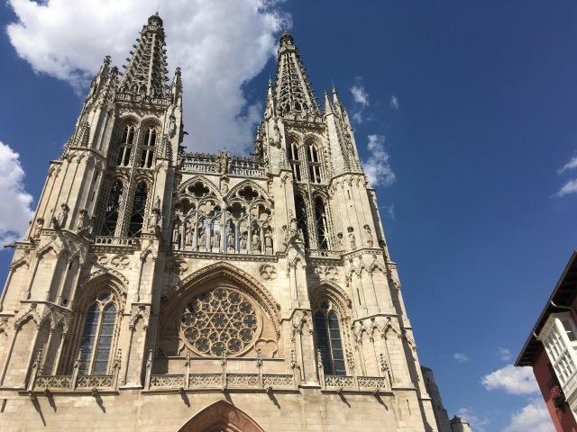facade-of-burgos-cathedral